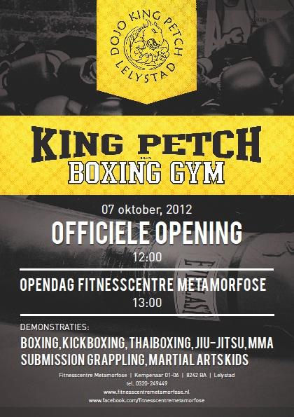 fitnesscentremetamorfose.nl - opening